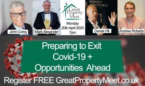 Preparing to Exit Covid-19 + Opportunities Ahead