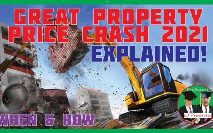 Property Price Crash 2021