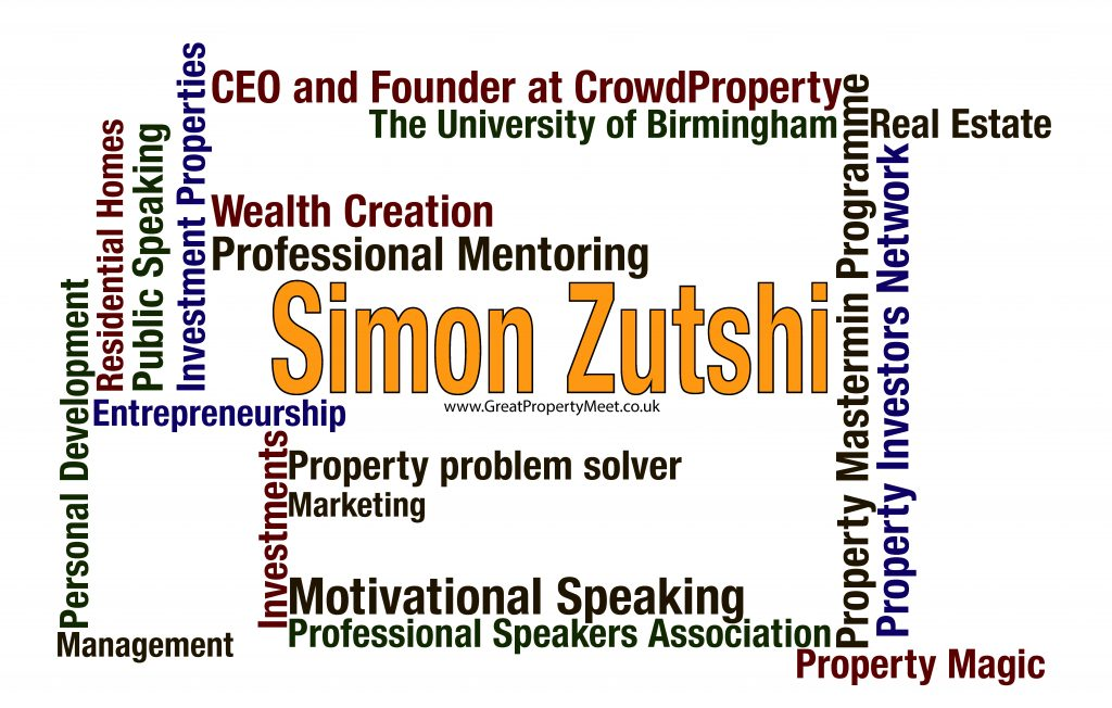 Word Map - Simon Zutshi